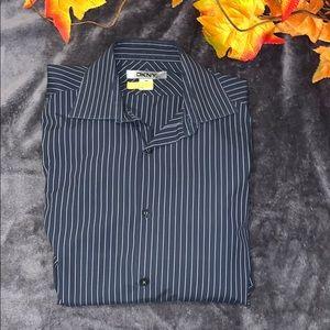 2/$30 DKNY Boys dress shirt size 14
